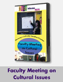 Faculty Meeting on Cultural Issues